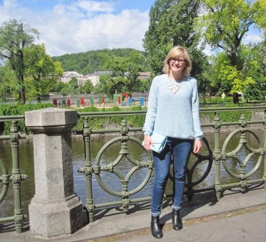 Little Miss Katy Prague City Break