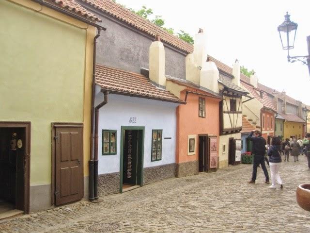 Prague Golden Lane