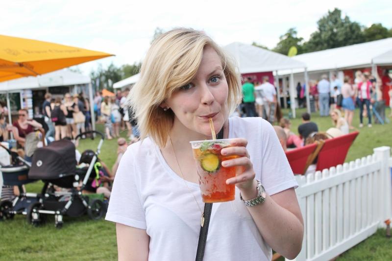 Foodies Festival Clapham Common