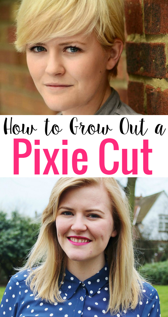 How To Grow Out A Pixie Cut
