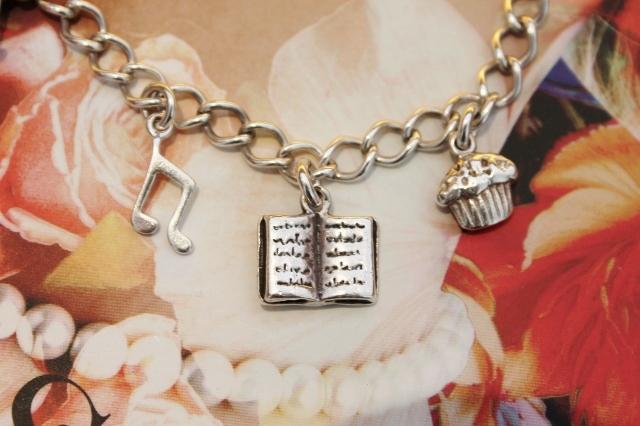 TheCharmWorks silver charm bracelet