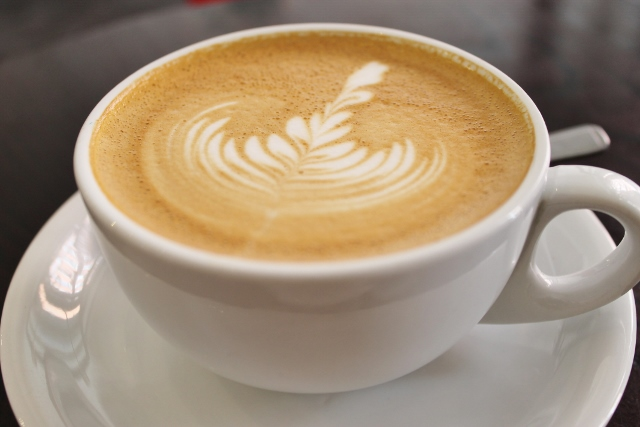 Taylor St Baristas Mayfair flat white coffee