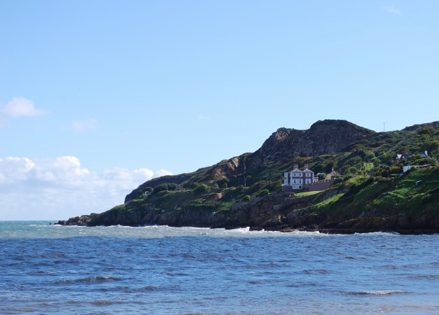 Sea view in Howth
