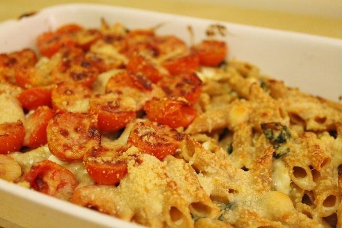 Kale Mac n Cheese