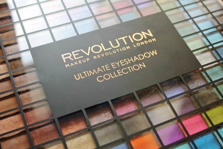 Makeup Revolution Ultimate Eyeshadow Palette