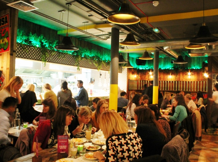 Senor Ceviche Restaurant London