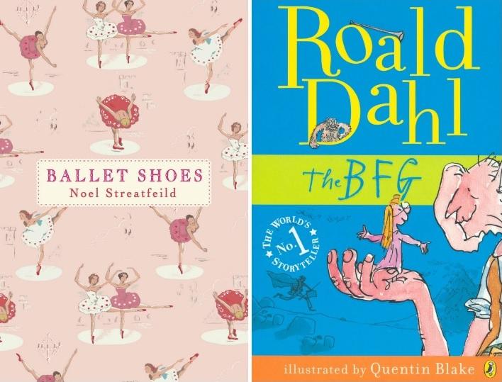 MY TOP 5 FAVOURITE CHILDREN'S BOOKS