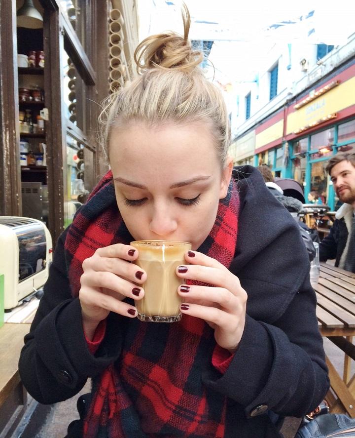 Brunch Burnt Toast Cafe Brixton