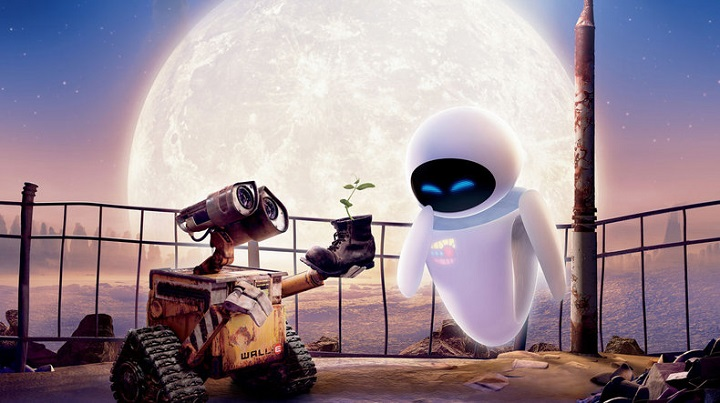 WALL-E valentine's day