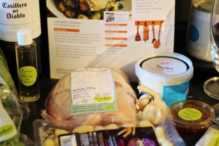 Riverford Organic Farm Quick Box