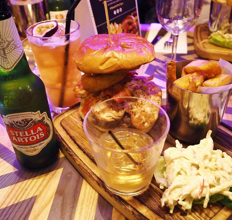 Tiger Tiger burger challenge