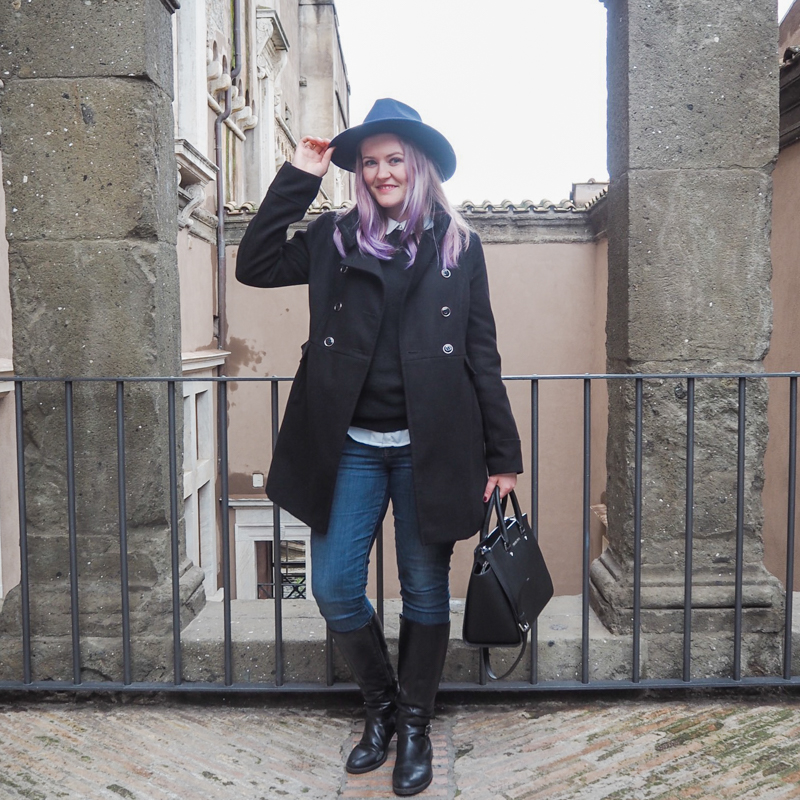 what to wear in rome