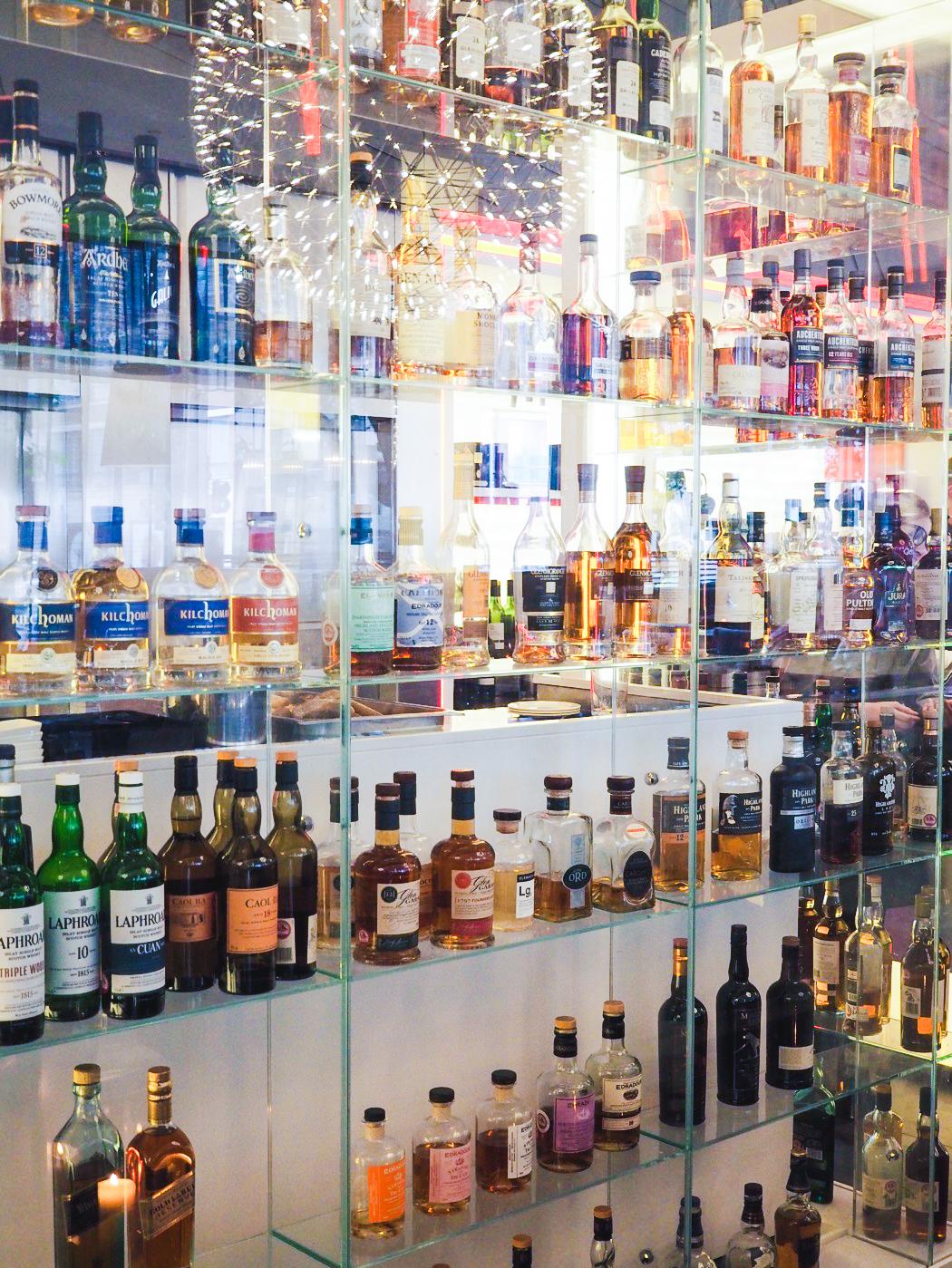 pullman whisky