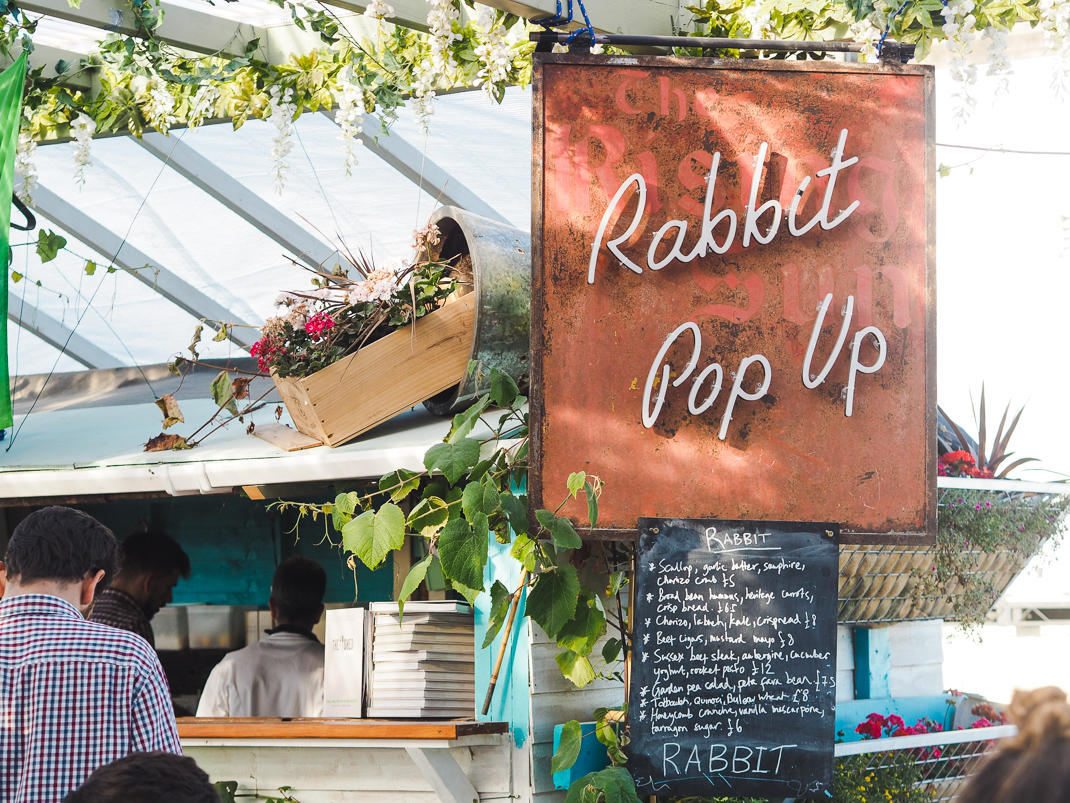 rabbit pop up london - Summer Nights At London's Pergola On The Roof