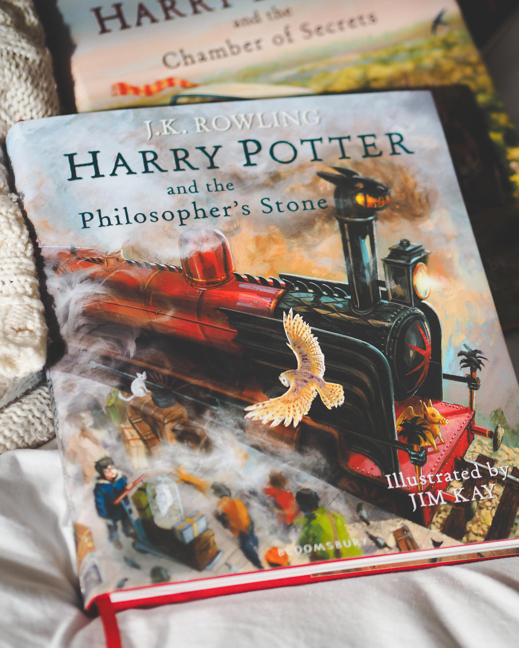 harry potter and the philosopher's stone jim kay