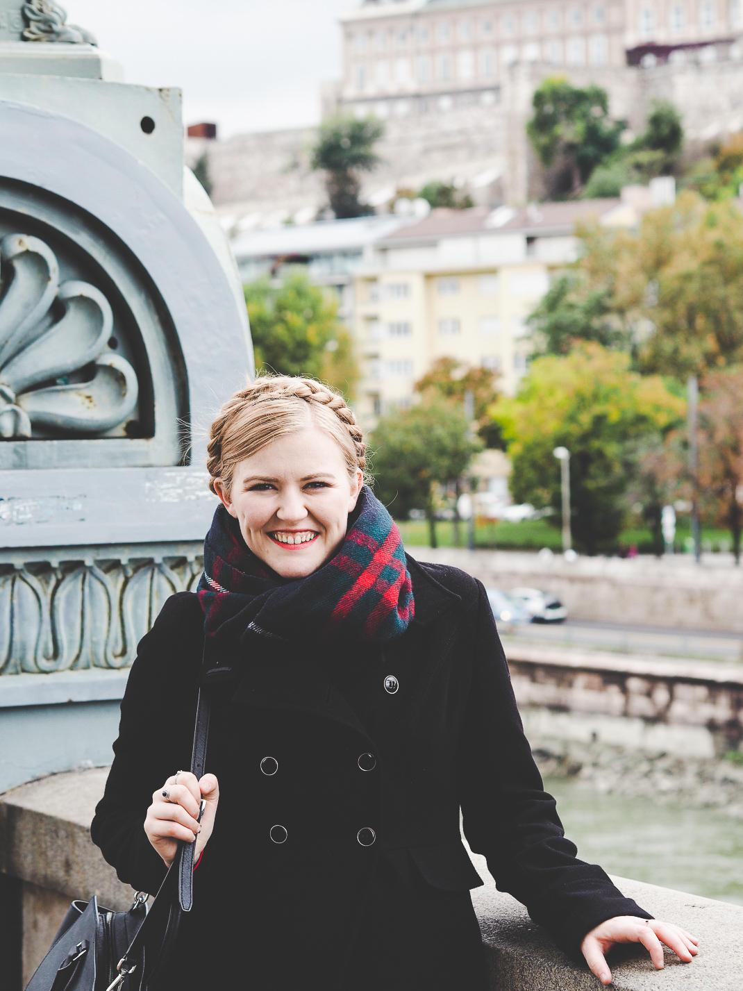 little miss katy in budapest