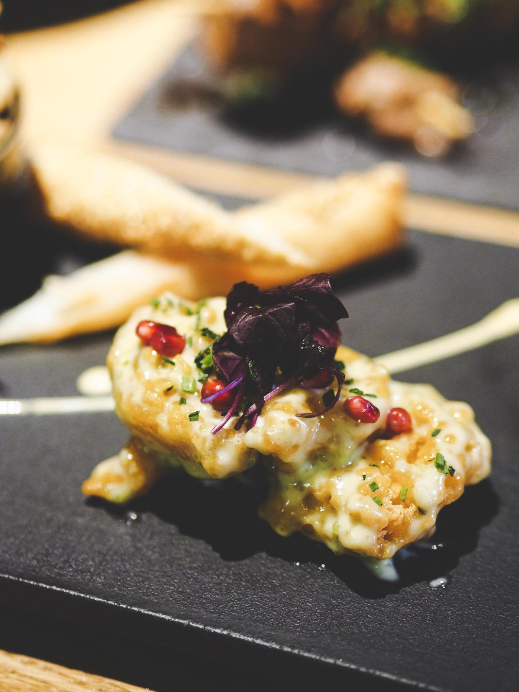 wasabi prawns chi kitchen