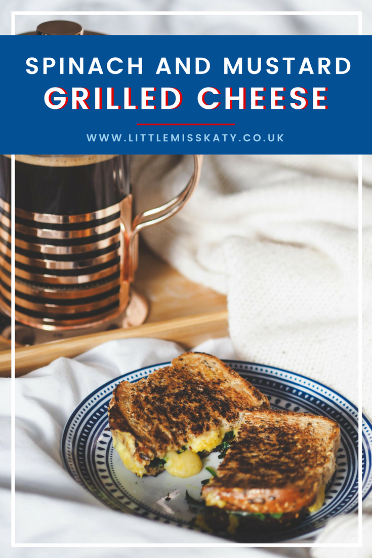 grilled cheese mustard
