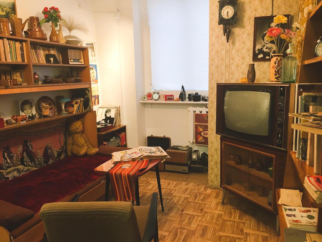 communist museum warsaw