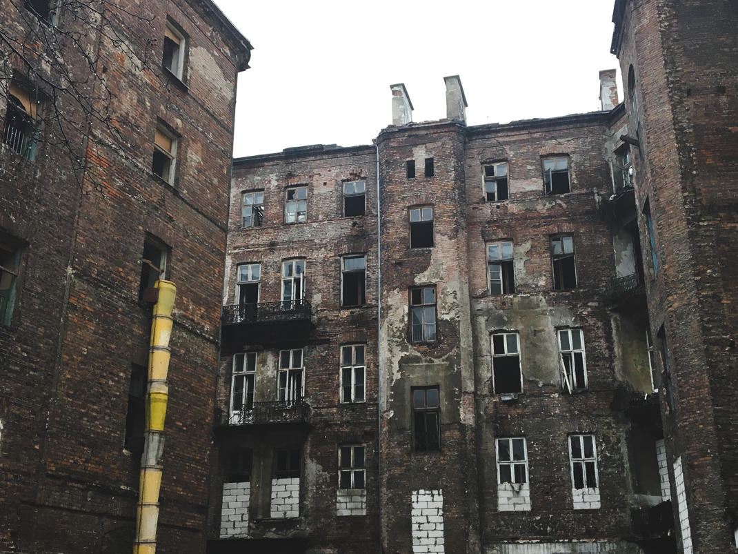 Warsaw's ghetto