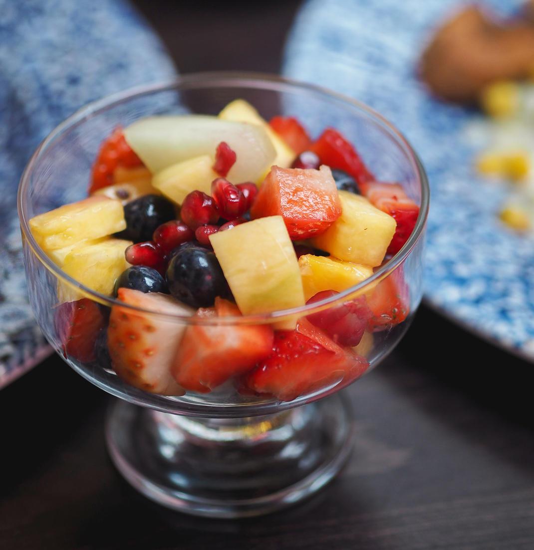 Boondocks fruit salad