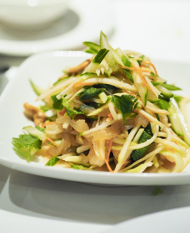 jelly fish salad