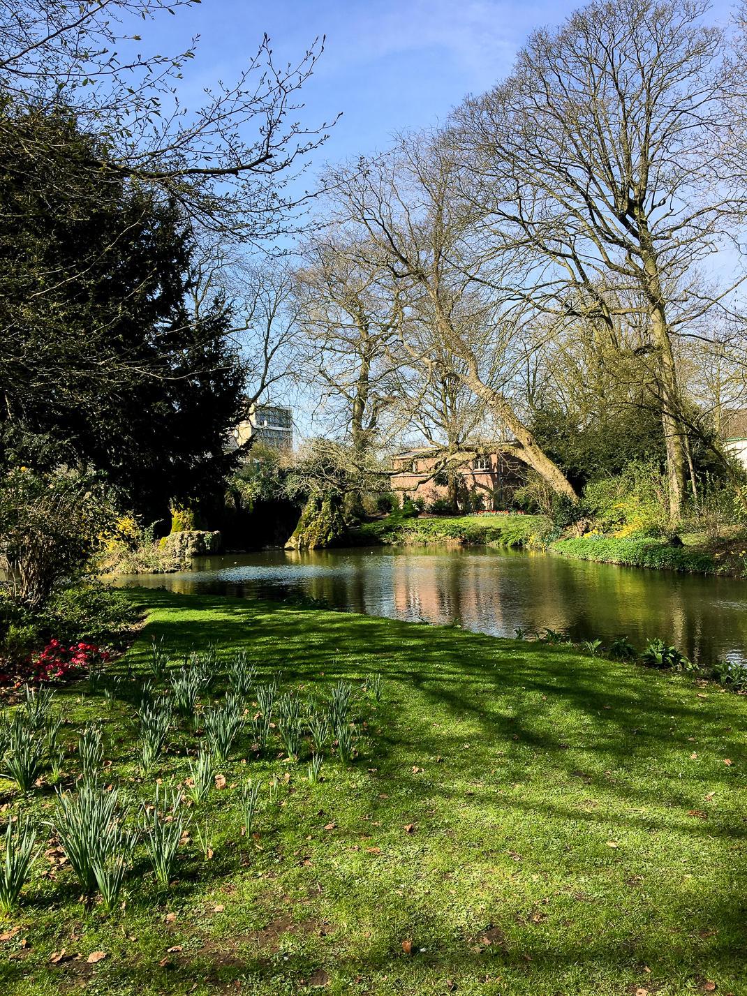 le jardins vaubin in lille