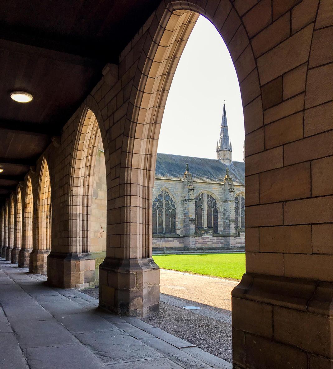 aberdeen university kings college