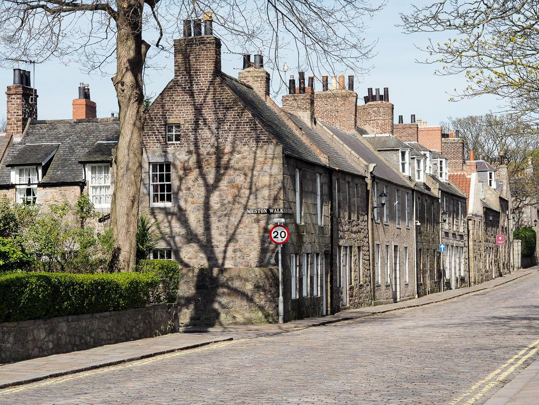 old aberdeen high street