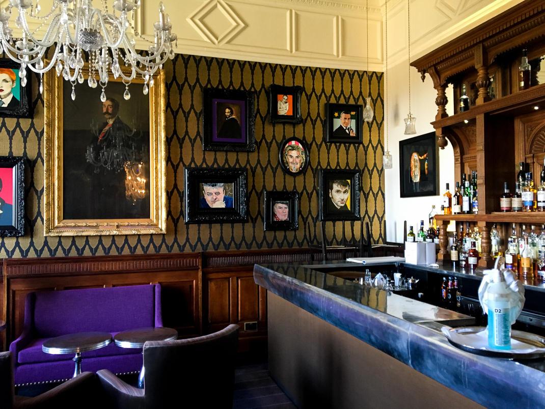 ardoe house whisky bar