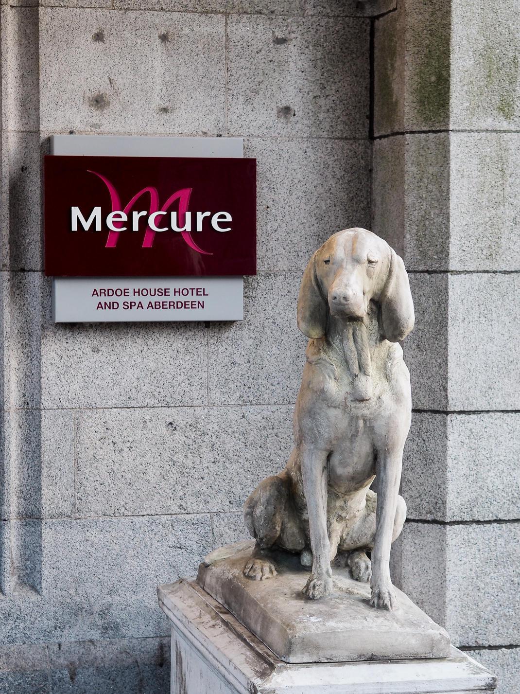ardoe house mercure hotels aberdeen