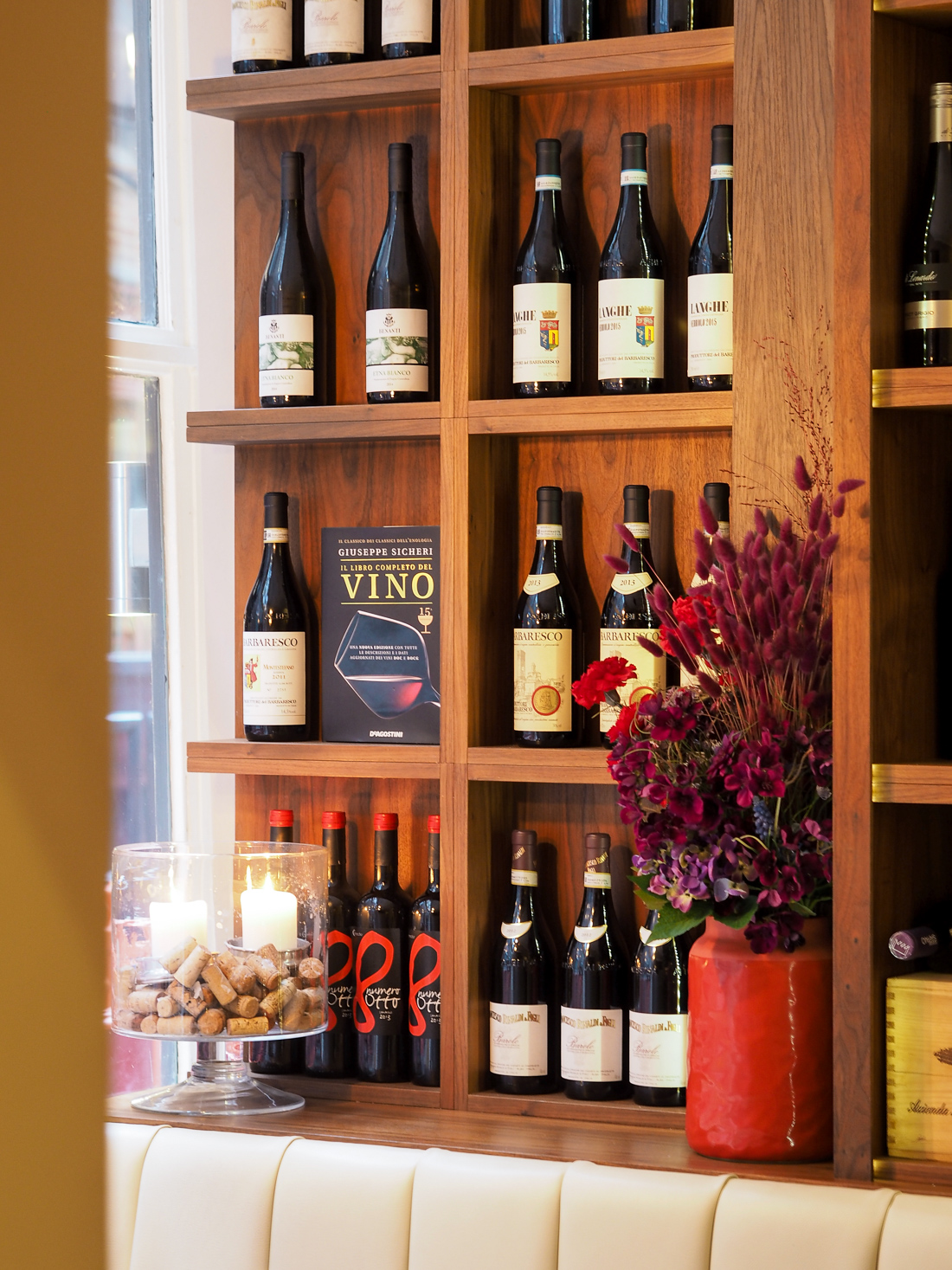 La Tagliata wines
