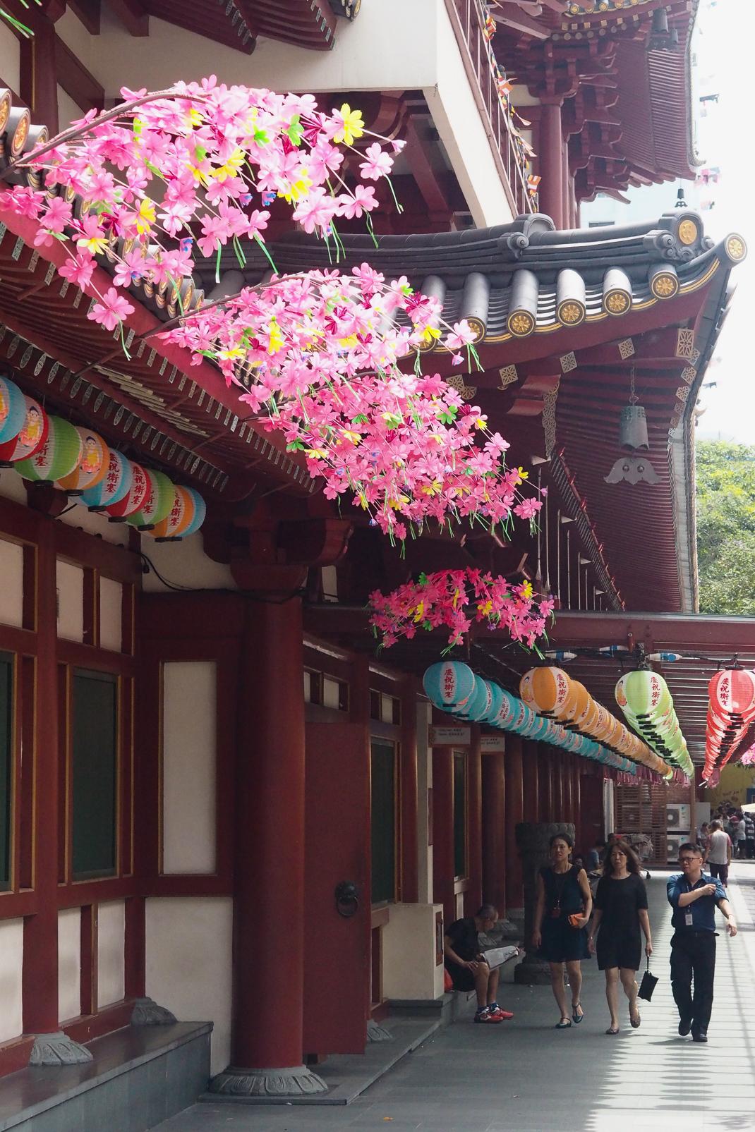 chinatown singapore temple