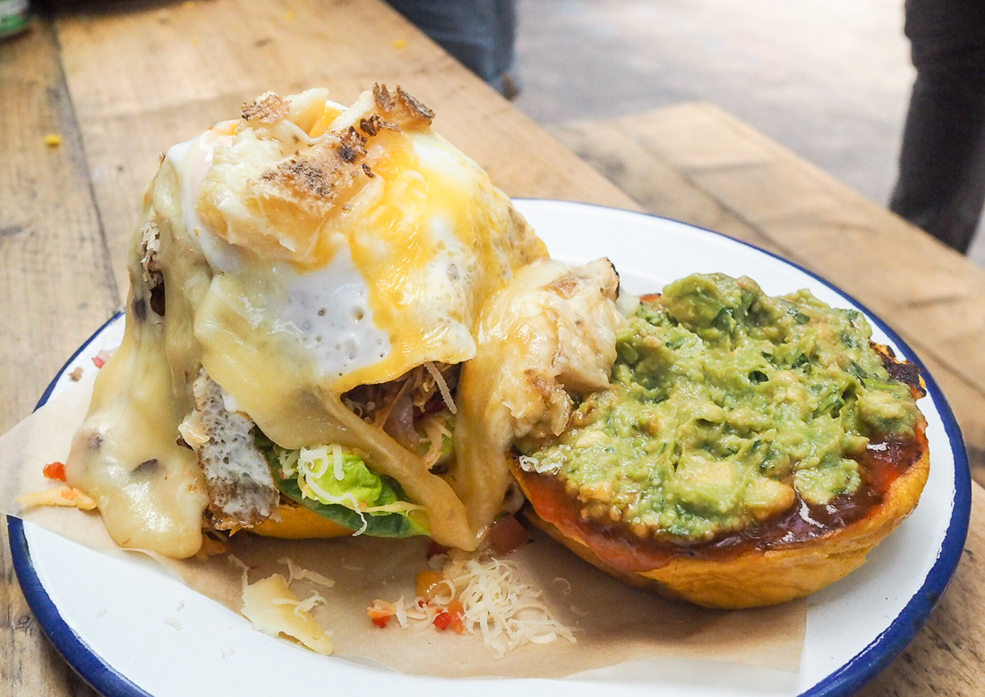 raclette brothers burger