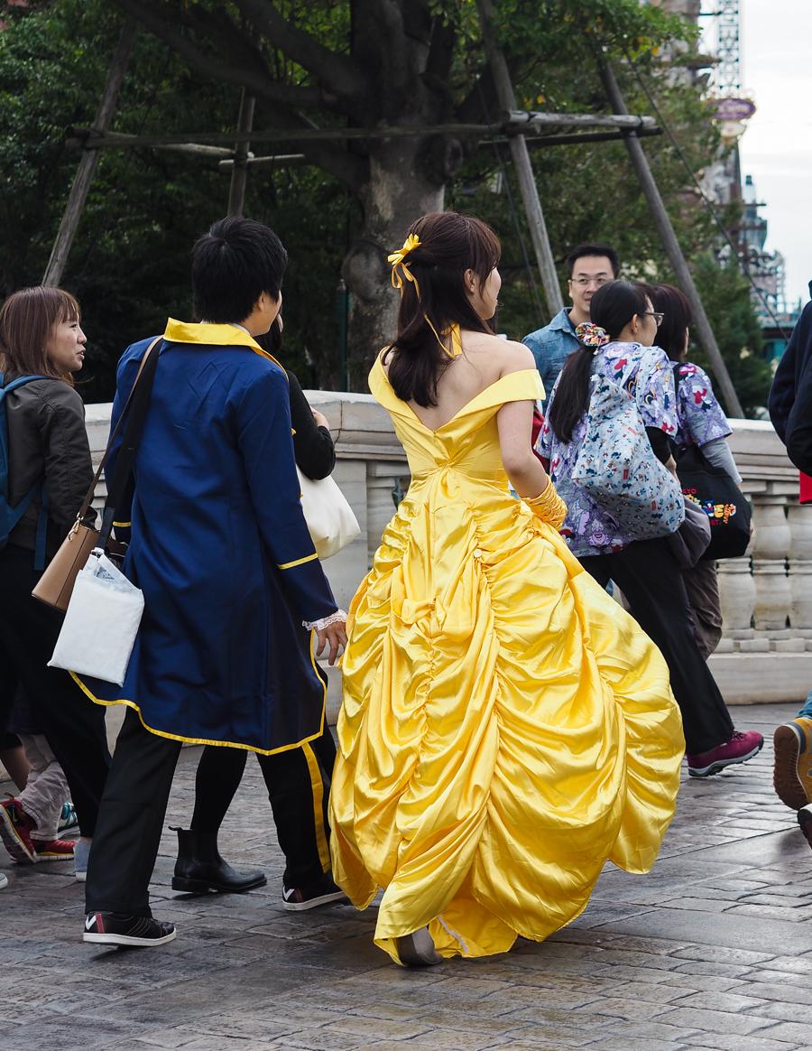 tokyo disney halloween costumes