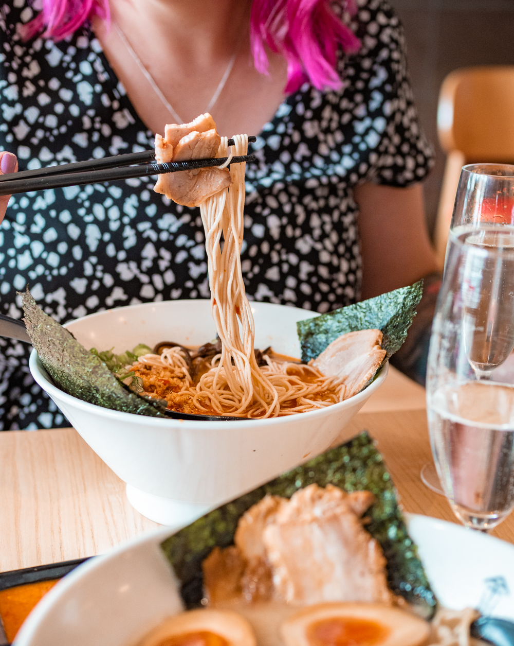 Kanada-ya ramen noodles