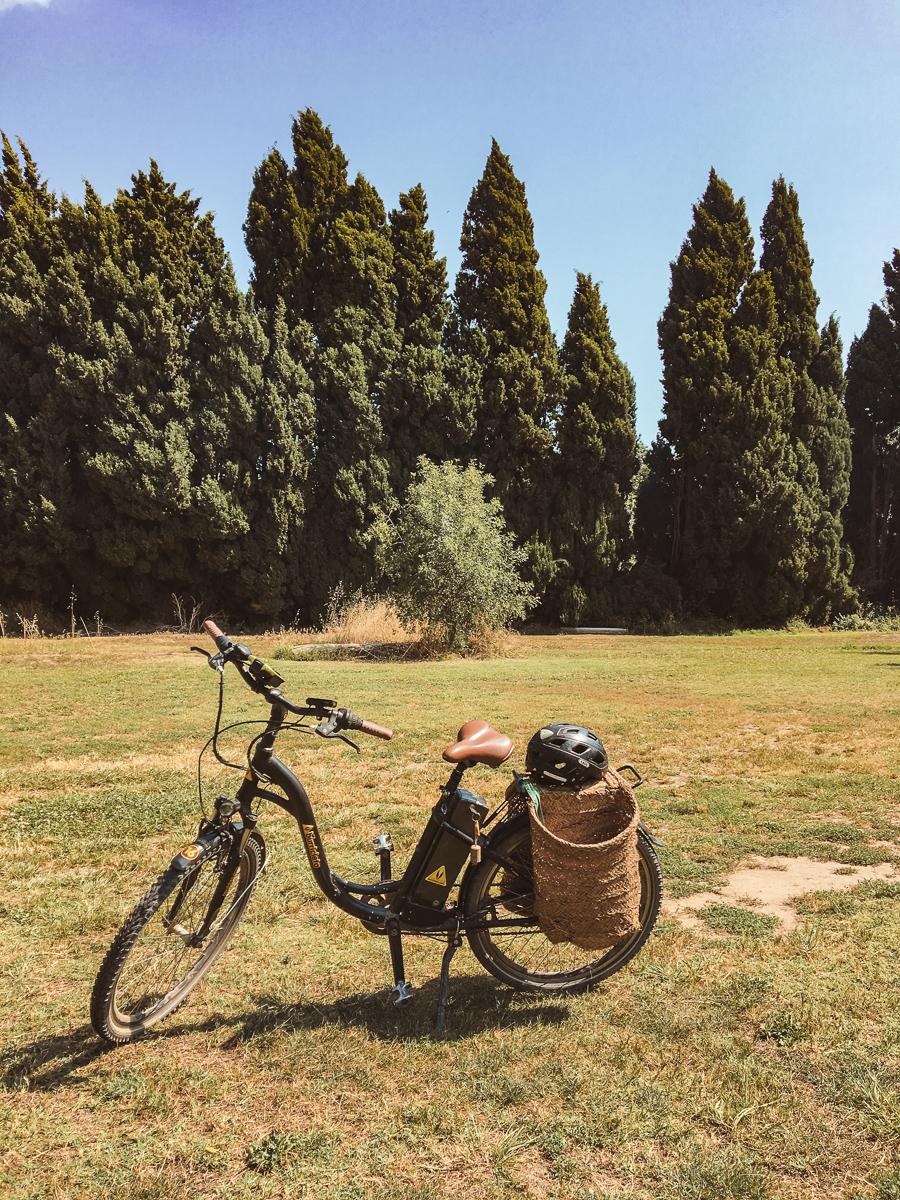 Burricleta electric biking in Costa Brava