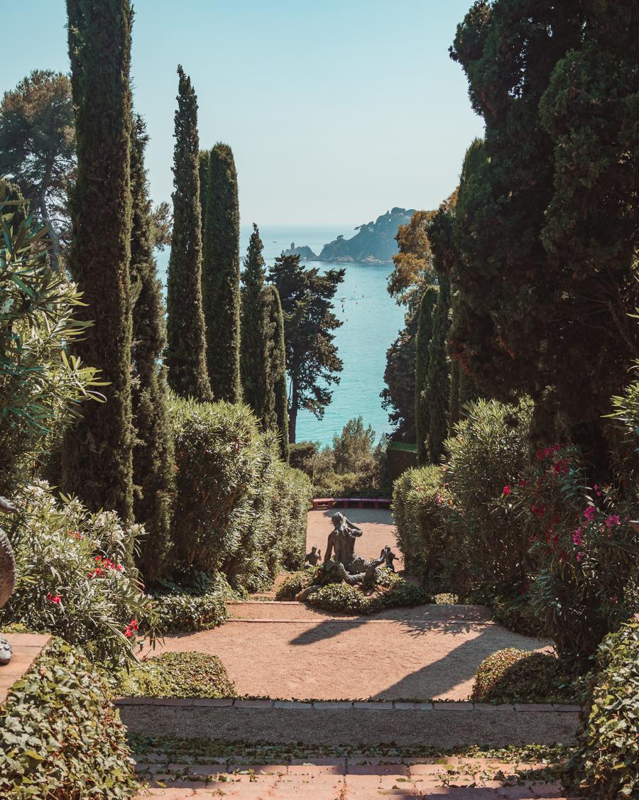 Santa Clotilde Gardens in Lloret de Mar