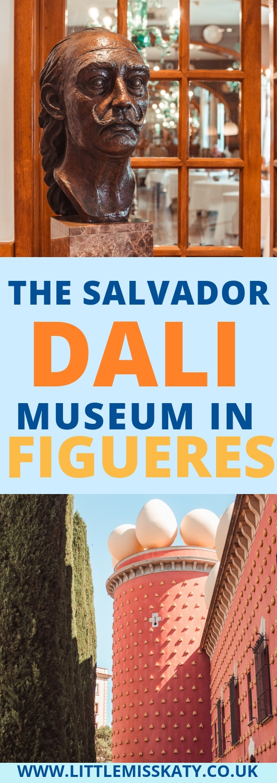 The Salvador Dali museum in Figueres, Spain.