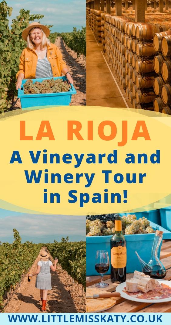 Rioja wine tour with Campo Viejo